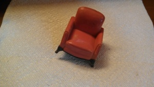 BD 3 leg chair