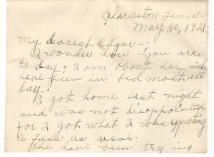 Edgar-Lilly letter 1